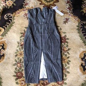 Strapless Dress NWT
